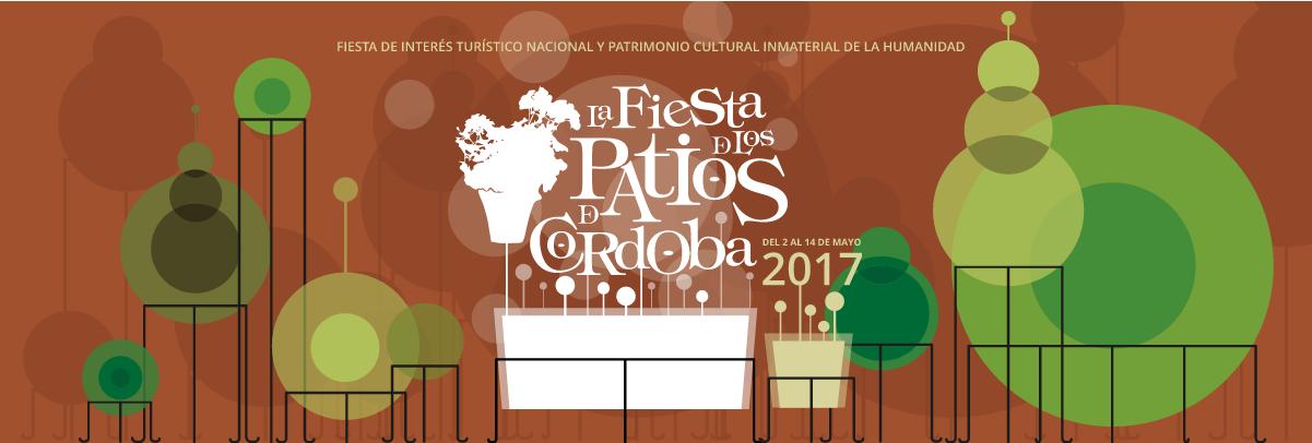 Fiesta de los Patios de Córdoba, del 2 al 15 de Mayo