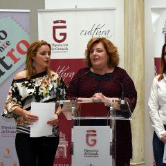 La Diputación de Granada lleva el Certamen Permanente de Teatro a 19 municipios de la provincia