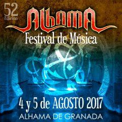Bases para el concurso de bandas en el 52 Alhama Festival de Música 2017