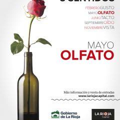Mayo, mes del olfato con El Rioja y los 5 Sentidos