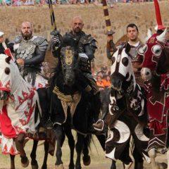 Justas Medievales del Passo Honroso en Hospital de Órbigo
