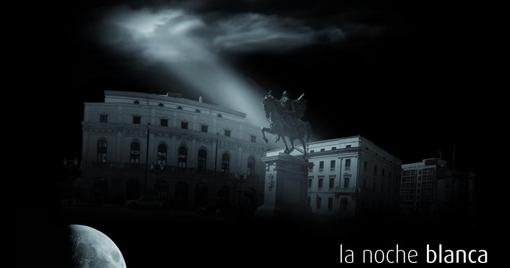 Programación de La Noche blanca de Burgos