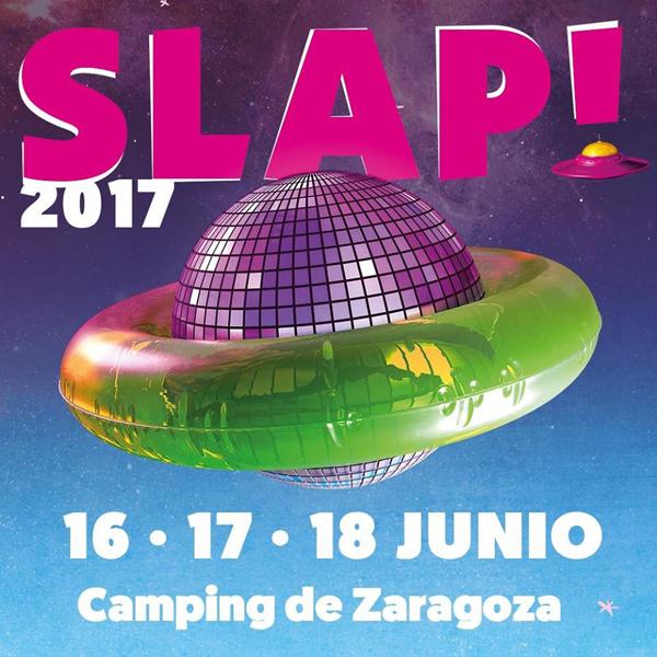 Consigue tus entradas DESCUENTO para SLAP! Festival