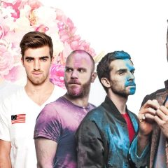 The Chainsmokers y Coldplay lanzan el remix de 'Something Just Like This'
