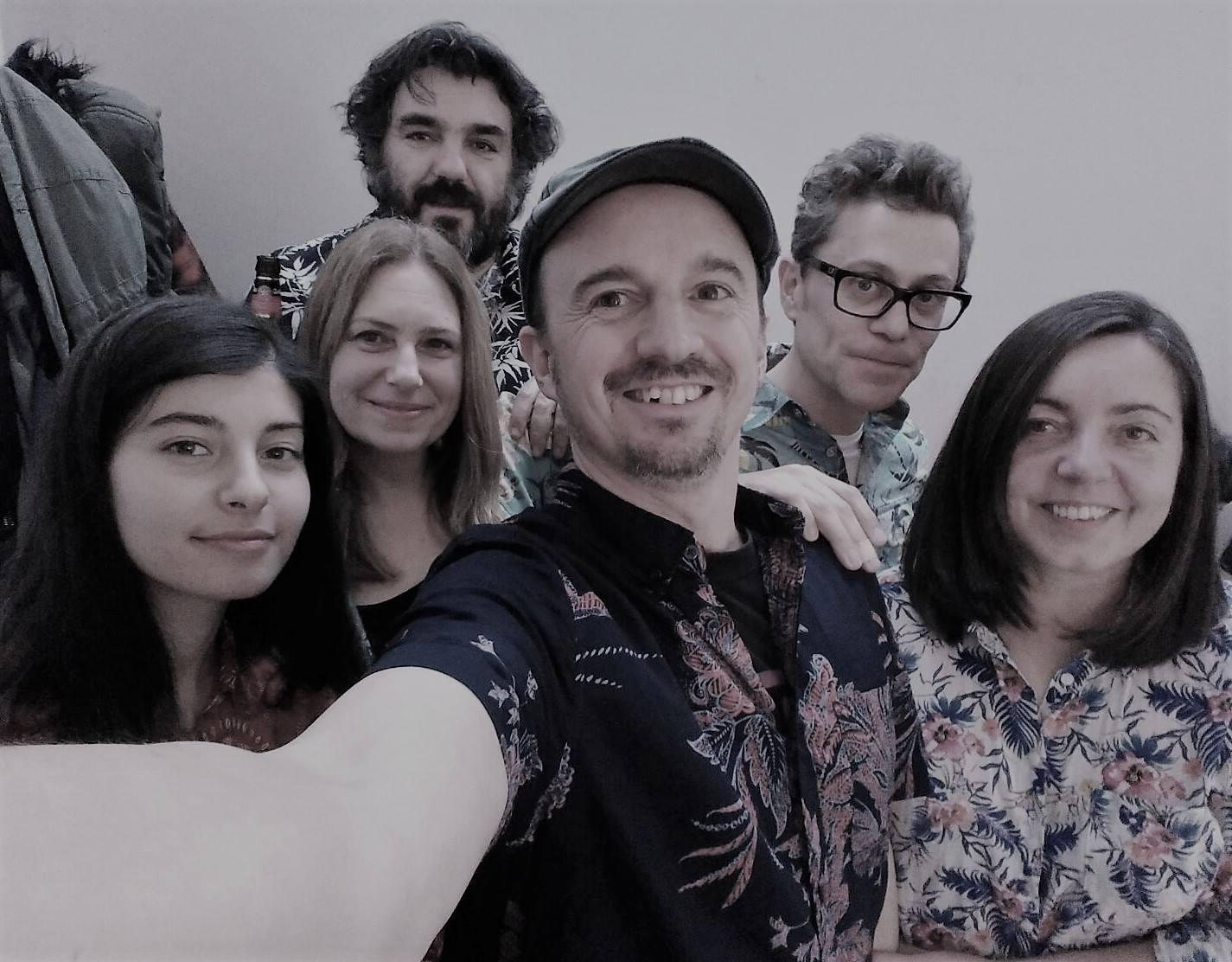 Ukestra do Medio, concierto en Pontevedra