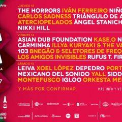 Festival Portamérica 2017 en Caldas de Reis