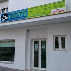 Centro Veterinario Europa Vejer