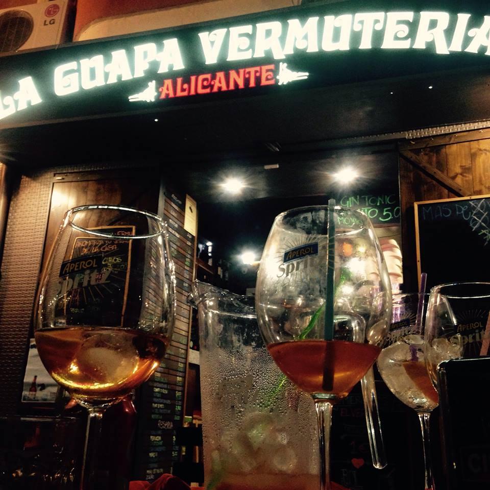 La Guapa Vermuteria Alicante