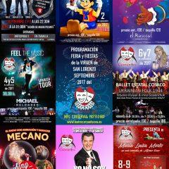 Programación Ferias 2017 `Teatro Cervantes de Valladolid´