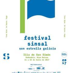 Festival SinSal Estrella Galicia en la isla de San Simón de Redondela