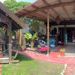 Levante tienda de artesanía étnica