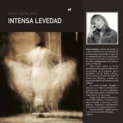 Pury Estalayo presenta 'Intensa levedad'