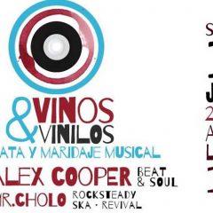 Vinos & Vinilos con Alex Cooper