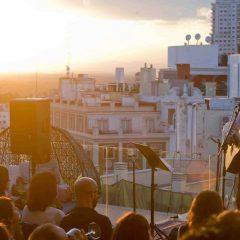 Música en azoteas con el ciclo Live de Roof
