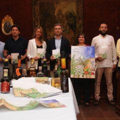 Presentada en Diputación la segunda Guía Internacional VINAVIN de Vinagres