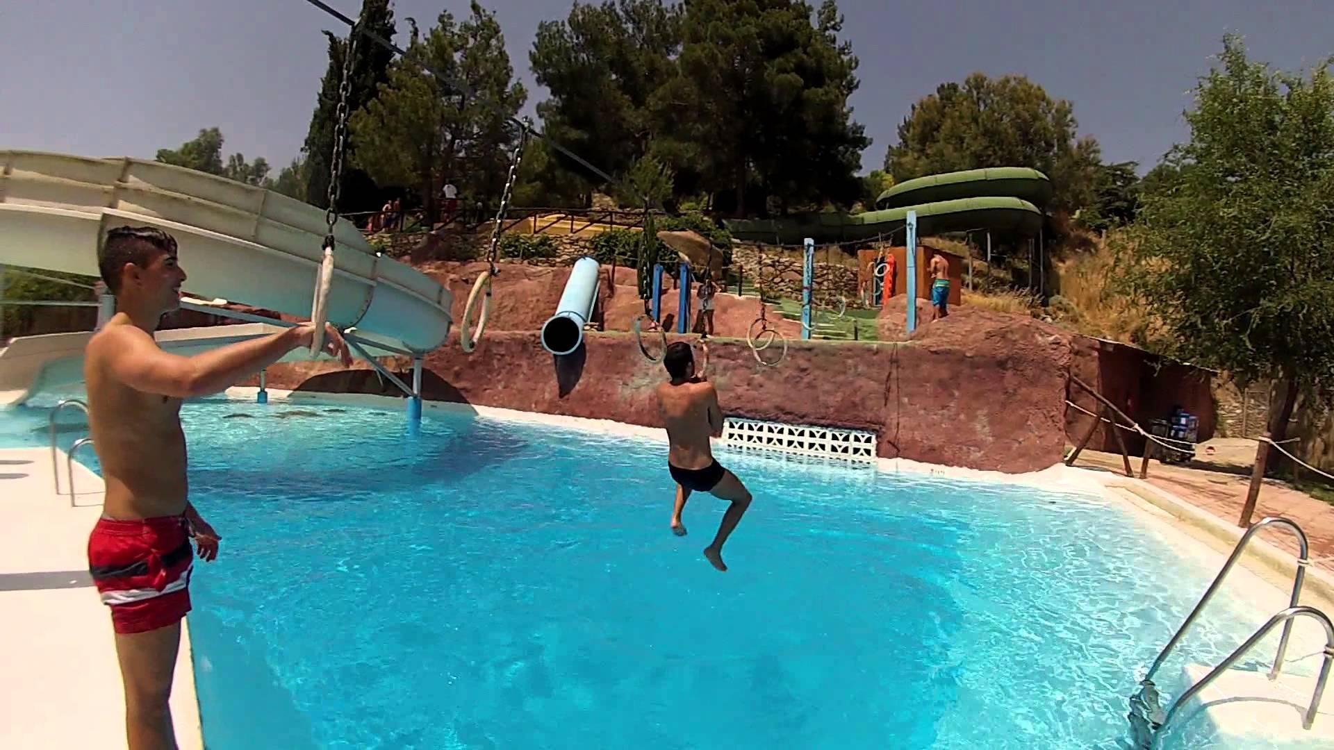 Actividades refrescantes para disfrutar del verano, Granajoven