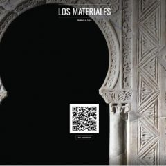 Exposición «Los Materiales» como nunca se ha visto antes, en el Museo de Medina Azahara.