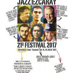 "21 Festival Jazz Ezcaray ""Memorial Ebbe Traberg"""
