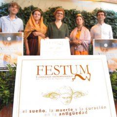 'Festum' propone 10 días de recreaciones históricas, actividades artísticas, formativas y lúdicas en torno al pasado romano de Almedinilla