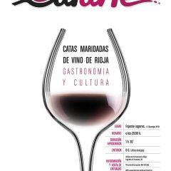 Catarte, catas maridadas de vino de Rioja, gastronomía y cultura
