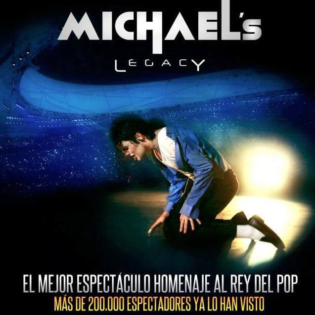 Michael`s  Legacy de Jackson Dance Company en el Teatro Alameda de Málaga