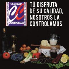Busca la etiqueta 'C C Calidad Controlada'