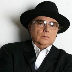 Van Morrison en concierto en Madrid en diciembre