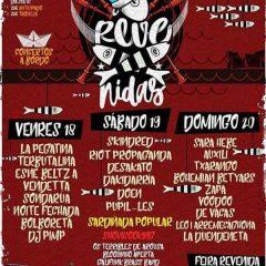 Festival Revenidas 2017 en Vilaxoán de Arousa