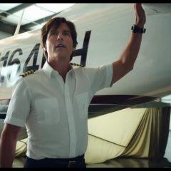 Tom Cruise protagoniza 'Barry Seal: El traficante'