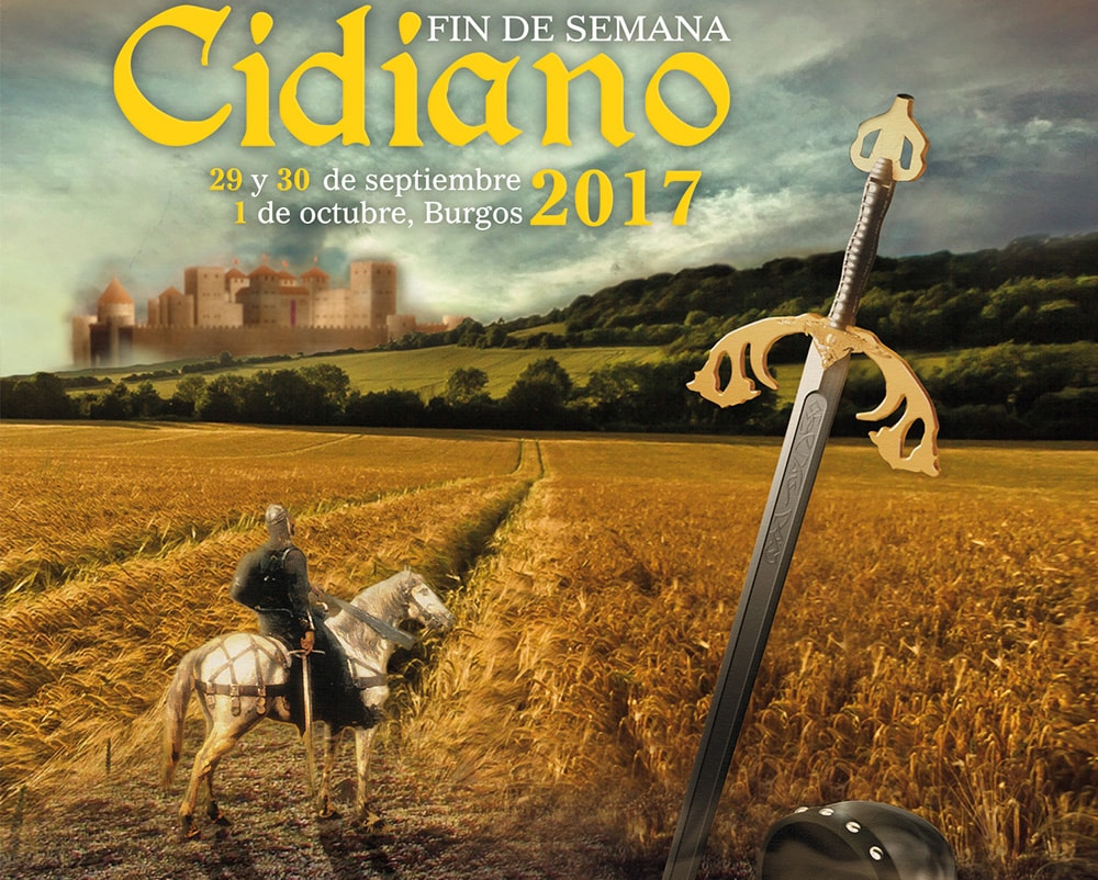 IX Edición del Fin de Semana Cidiano en Burgos