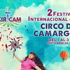 II Festival Internacional de Circo de Camargo