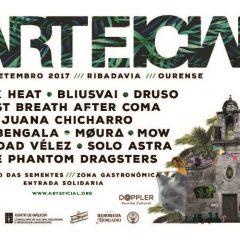 Festival Arteficial en Ribadavia