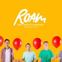 Conciertos de Roam  en noviembre en Madrid y Barcelona