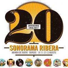 Últimas confirmaciones del Sonorama Ribera 2017