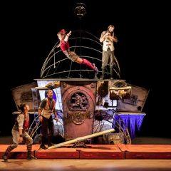 II Festival Internacional de Circo de Calle de Camargo-CIRCAM