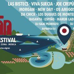 Festival Vive Nigrán 2017