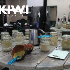 Kiwi People, la primera peluquería orgánica de Murcia