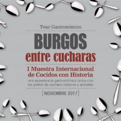 Presentación de 'Burgos entre cucharas' en Madrid
