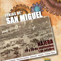 XXXI Ferias de San Miguel en Nájera