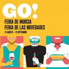Aquí puedes leer la Guía del Ocio GO Murcia de SEPTIEMBRE 17