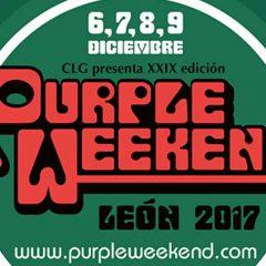 Purple Weekend 2017