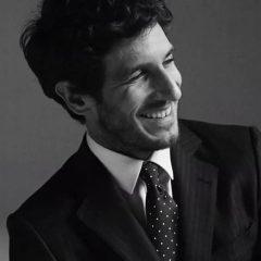 El actor Quim Gutiérrez, padrino de la I Gran Fiesta de la Vendimia de Ribera del Duero