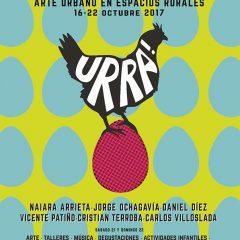 URRA! I Bienal de Tudelilla.Festival de Arte URbano en espacios ruRAles.