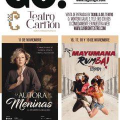 `Revista Go Valladolid, Noviembre 2017´