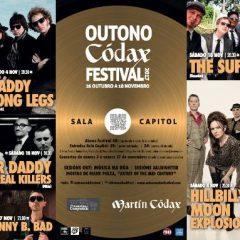 Outono Códax festival, lo mejor de la música negra en Santiago