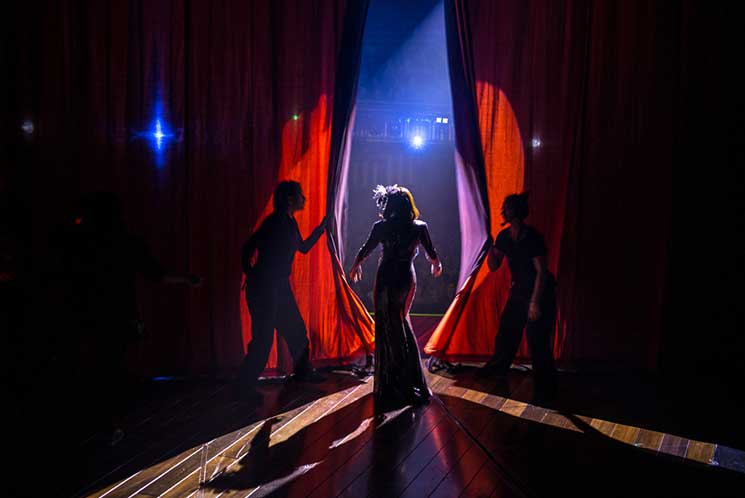 Espectáculos del mes de octubre en Murcia