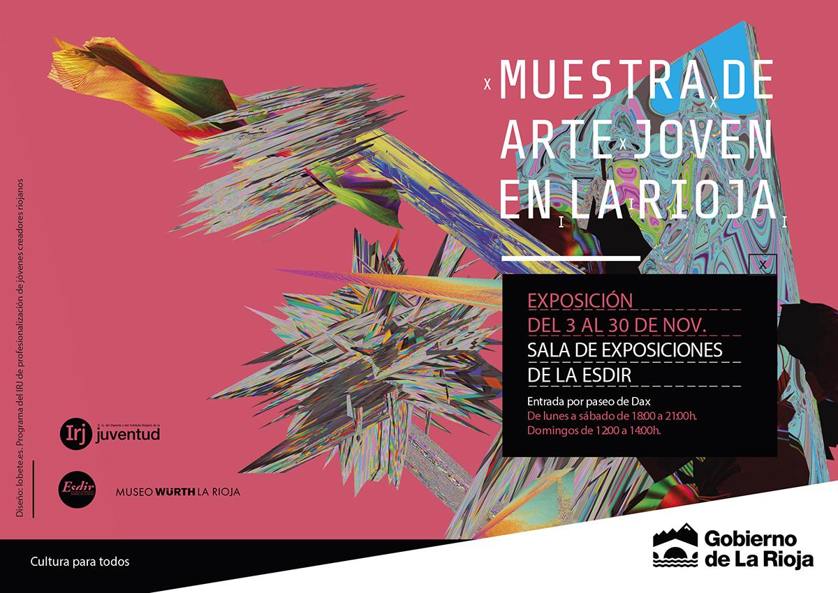 Muestra de Arte Joven en La Rioja