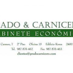 Prado y Carnicero Gabinete Económico