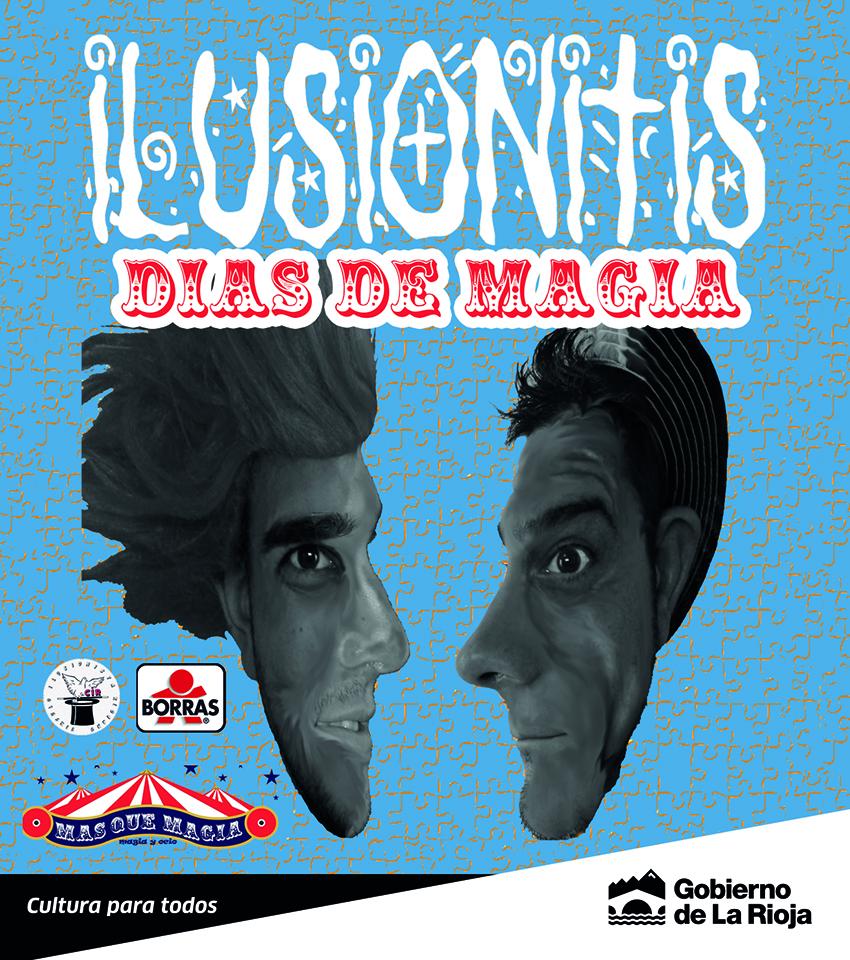 Ilusionitis, Días de Magia, IV Edición del Festival de Magia de La Rioja