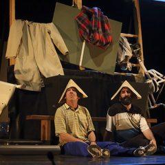 Zanguango Teatro: 'Cualquiera que nos viera…' en el Teatro Clunia